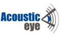 Acoustic eye logo